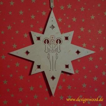 Weihnachtsstern-8eckig-Bergmann