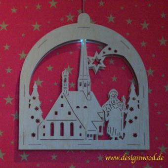 Fensterlicht, St.Niclas-Kirche