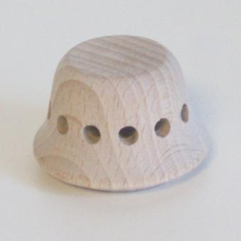 Pyramidenkopf kuppelförmig