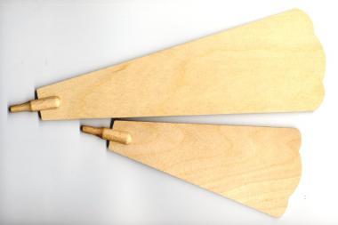 Flügel E-Blattlänge 160mm
