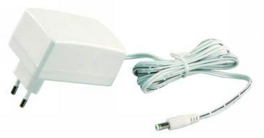 Steckernetzteil 12V=, 2A, weiß