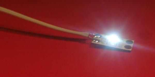 LED-Modul 3V, neutralweiß, 1.65cm