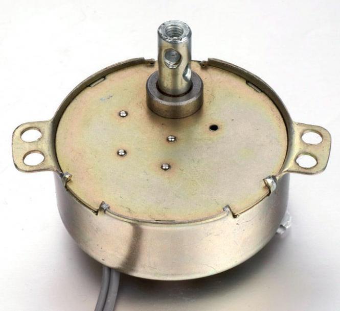 Pyramidenmotor M4