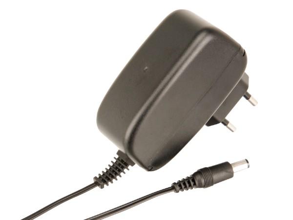 Steckernetzteil PI-Electronic 12V=, 600mA, schwarz