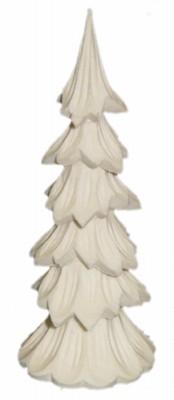 Bäumchen, rund, natur 12cm